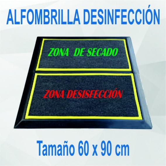 Alfombrilla Desinfectante 60x90 cm