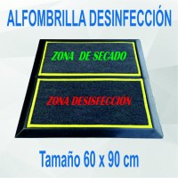 Alfombrillas desinfectantes 60x90cm