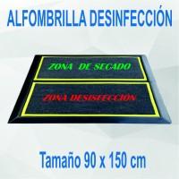 Alfombrilla Desinfectante 90x150 cm
