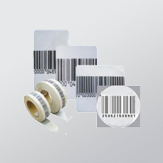 Etiqueta Adhesiva DR RF