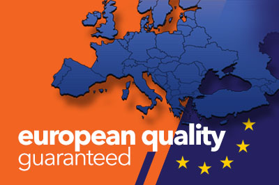 European Quality Guarantee | Prosistel Systems