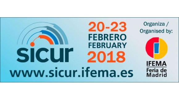 Visit us in SICUR 20-23 of February